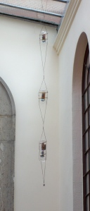 Seuils/détail d'installation dans la chapelle, mai 2015 ©OC